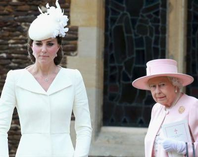 Queen Elizabeth Is Sick of Dealing With Kate Middleton and Meghan Markle's Naughty Relatives