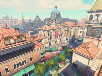 Overwatch's Rialto Map Now Available on All Platforms