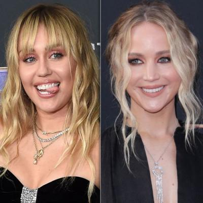 Miley Cyrus! Jennifer Lawrence! Celebrities Who've Admitted to Getting High Before Awards Shows