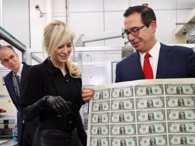 Treasury Secretary Steven Mnuchin says his tax rate actually went up after Trump's tax cuts - and the reason why makes perfect sense