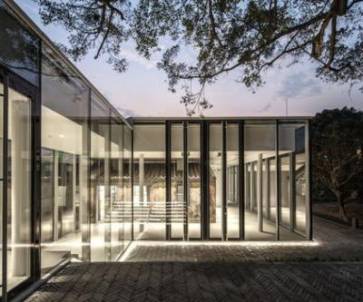 Guangming Exhibition Hall of UABB / CUBE DESIGN