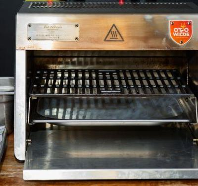 There's a reason legendary butcher Pat LaFreida endorsed this $1,200 at-home overhead grill - I've been using it, and there's simply no better way to cook meat, pizza, or fish