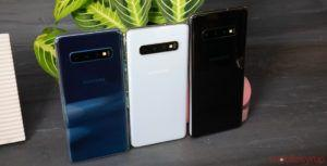 Here's Canadian carrier pricing for Samsung's Galaxy S10 series