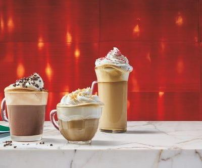 How Much Caffeine Is In Starbucks' Peppermint Mocha? The Holiday Sip Will Energize You