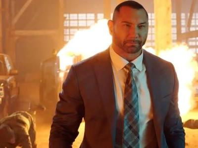 Surprise, Dave Bautista's Delayed Movie Is Heading To Streaming Instead Of Theaters