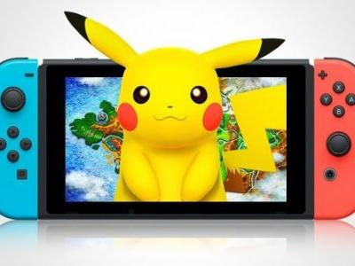 Pokémon Let's Go Pikachu & Let's Go Eevee domains registered by trademarking company