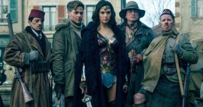 Wonder Woman Has No Deleted ScenesDirector Patty Jenkins says