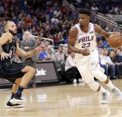 Orlando spoils Jimmy Butler's debut with Philadelphia 76ers