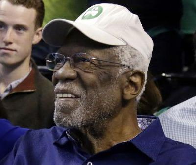 NBA legend Bill Russell back home after hospital scare