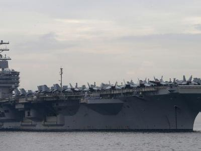Copter crashes on USS Ronald Reagan in Asia, sailors hurt