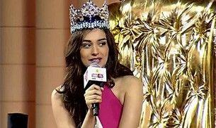 I need good humour and brains in a man; I'm good-looking enough: Miss World 2017 Manushi Chhillar