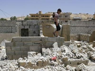 Forced To Demolish Their Own Homes, Syrian Refugees In Lebanon Seek New Shelter