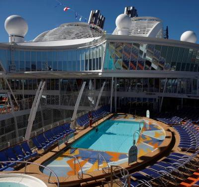 What it's like aboard the world's largest cruise ship