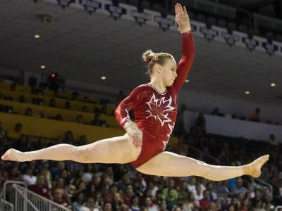Black, other Canadians come up short on final day of gymnastics worlds