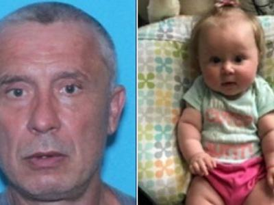 Amber Alert: 7-month-old abducted from Virginia gas station by registered sex offender
