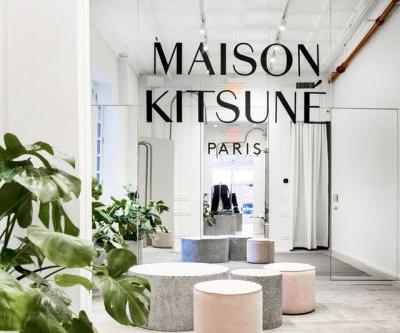 Maison Kitsuné Opens Flagship Store in NYC
