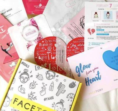 An up-and-coming Korean beauty subscription box sent me high-quality sheet masks for half their retail price