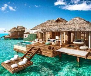 Sandals Resort opens Over-the-Water suites at Jamaica