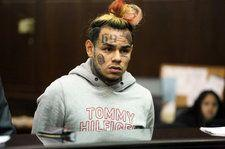 6ix9ine Reportedly Posts Bail After Surrendering in Texas