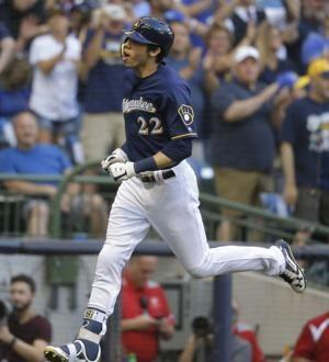 Brewers now 2 1/2 games behind Cubs with 3-1 loss to Pirates