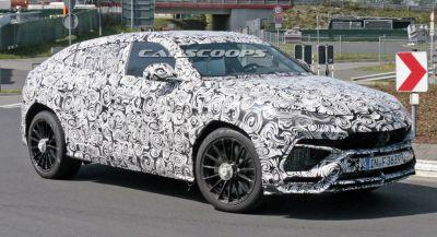 Spied: Urus Is The Lamborghini Of SUVs