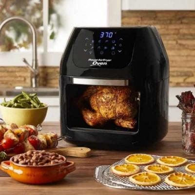 Power Air Fryer Oven Review & Giveaway
