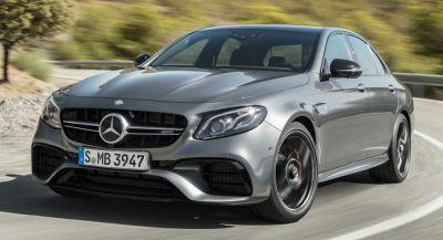 New Mercedes-AMG E63 Range Goes On Sale In Germany, Starts From €109,837