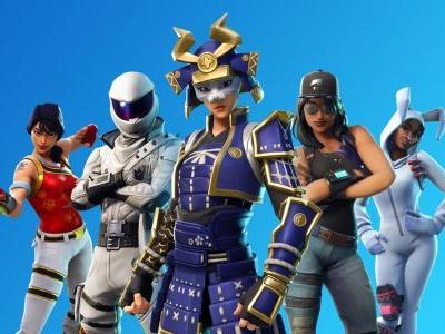 Fortnite's New 8.10 Patch Changes Some Older Skins