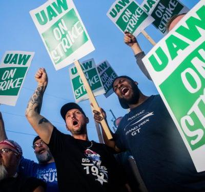 The UAW failed to organize Tesla and VW in the US and is now running a baffling strike against GM