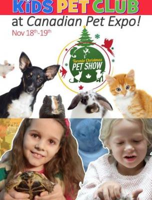 New Giveaway to WIN 2 Awesome Family Passes to Christmas Canadian Pet Expo