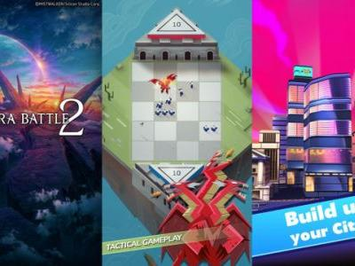 The 7 best free iPhone games of the week