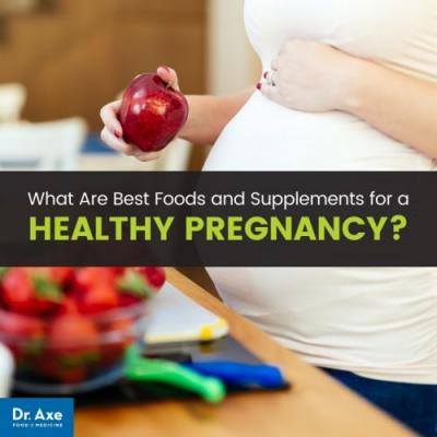 Pregnancy Diet: The Best Foods & Supplements for a Healthy Pregnancy