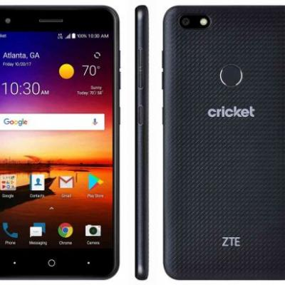 ZTE Blade X launches at Cricket with 5.5-inch display and 13-megapixel camera