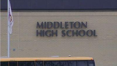 Student hit with Taser, officer injured at Middleton High School