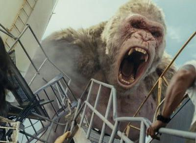 'Rampage' review
