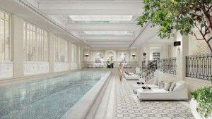 Introducing the All-New Le Spa at Four Seasons Hotel George V, a Luxurious Space