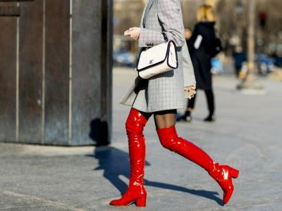 19 Pairs of Over-The-Knee Boots to Help You Brave the Cold in Style