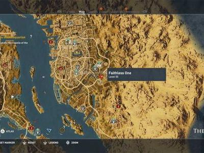AC Origins Curse Of The Pharaohs Shadows Of Anubis Guide