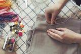 Learning Basic Sewing Techniques Is the Easiest Way to Support Sustainable Fashion
