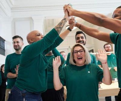 Apple celebrates 2.4 million US jobs, investments in new update