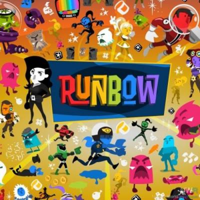 Runbow, Pirate Pop Plus Sprinting To Switch In April