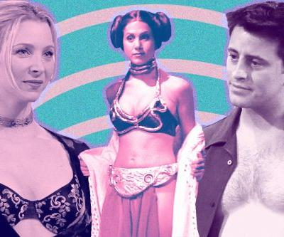11 Kinky, Sexy, Dirty 'Friends' Moments That Were Almost Too Raunchy For TV