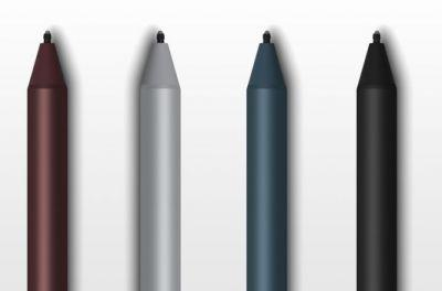 Microsoft's new Surface Pen is better, faster. and sold separately from the Surface Pro tablet