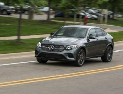 2017 Mercedes-AMG GLC43 Coupe: A Three-Pointed Star