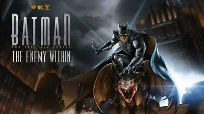 Batman: The Enemy Within Listed for Switch