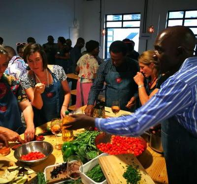 Slow Food at the first Agroecology for the 21st Century conference in Cape Town