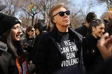 Paul McCartney Remembers John Lennon During March For Our Lives: Watch