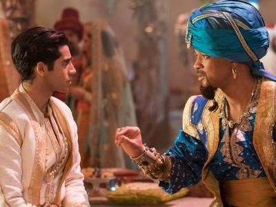 "Aladdin: Will Smith Puts His Own Spin on ""Prince Ali"" in New Clip"