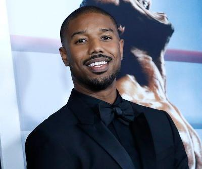 Michael B. Jordan thinks he can hold his own in a fight