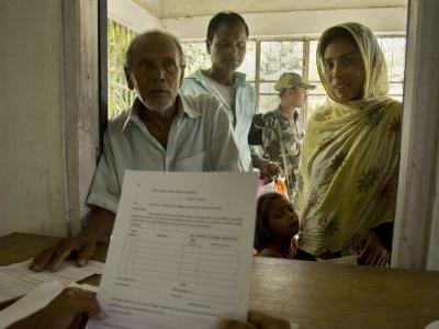 In northeast India, the politics of citizenship flares anew